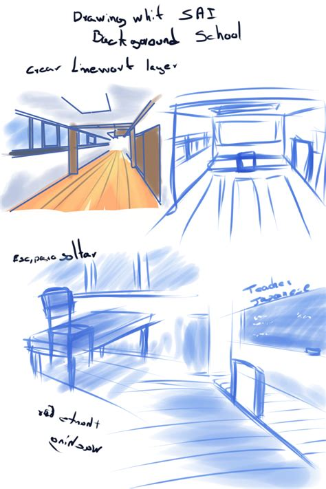 School Background Images 24 Images by Drawing With Sai 24 Background School By Drantyno On
