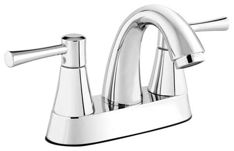 Belanger Faucets by Belanger Bathroom Sink Faucet Polished Chrome Finish 2