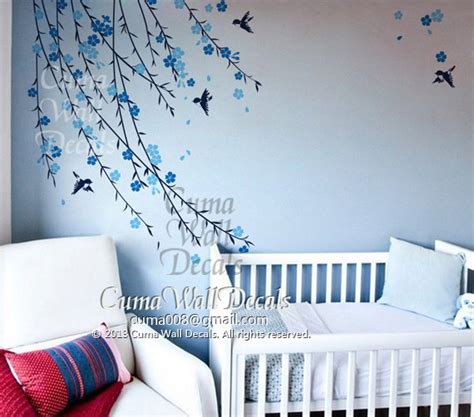 Baby Boy Tree Wall Decal Nursery Wall Cuma Wall Decals Baby Nursery Tree Wall Decals