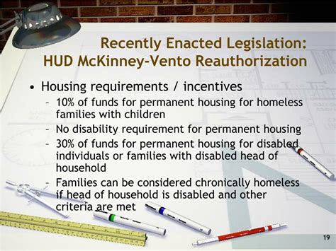 section 8 for homeless ppt preventing and re defining homelessness how new hud
