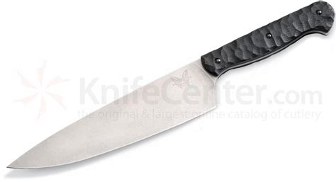 benchmade kitchen knives benchmade model 4580 prestigedge kitchen 8 quot chef s knife