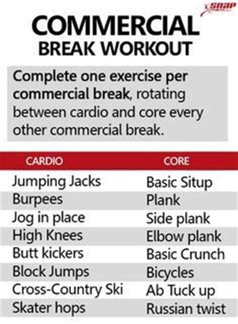 couch potato exercise program 1000 images about exercises during commercials on