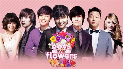 boys before flowers korean drama watch boys before se revela la nueva versi 211 n de boys over flowers youtube