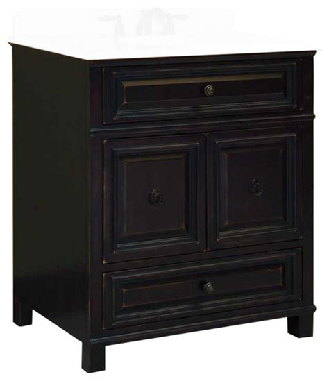 Barton Hill Vanity by Shop Houzz Wood Products Barton Hill Assembled