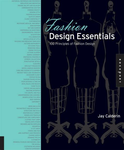 patternmaking for fashion design slideshare fashion design essentials