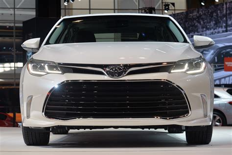 cars toyota 2016 2016 toyota avalon hybrid front design car modification