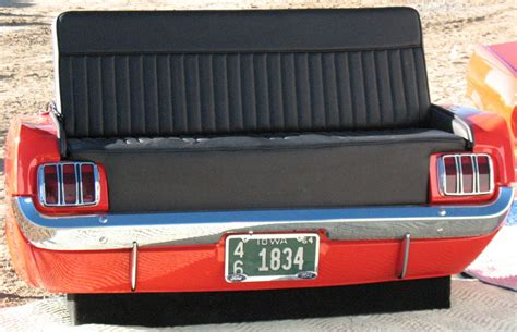car couch for sale new retro cars restored classic car furniture and decor