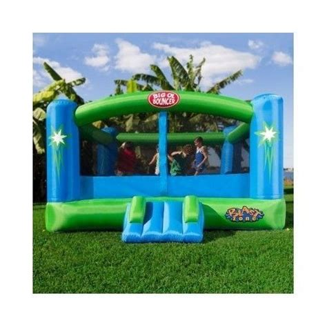blow up bounce house inflatable bounce house commercial kids blow up bouncer jumper w slide blower inflatable