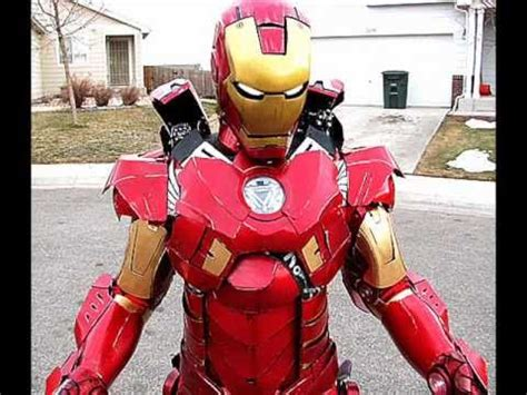 master le cosplays iron man mark update final