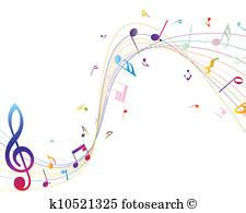 clipart note musicali musicale note immagini clipart 26 348 musicale note