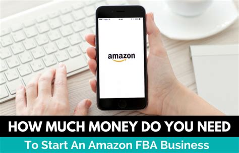 how much money do i need for a wedding how much money do you need to start an fba business