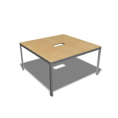 tisch 140x140 bekant tischplatte 140 x 140 untergestell birkenfurnier