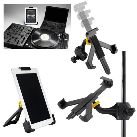 Hercules Tablet Holder Ha300 Hitam tablet microphone mic stand holder hercules tab grab