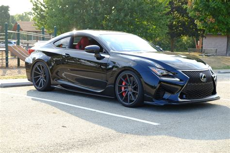 lexus rcf blacked out rcf500 obsidian build page 7 clublexus lexus forum