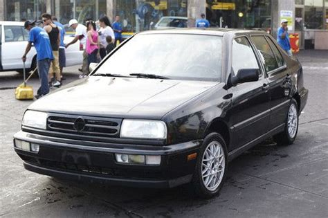 manual cars for sale 1995 volkswagen rio seat position control find used 1995 volkswagen jetta glx sedan 4 door 2 8l vr6 leather roof heated seats in brooklyn