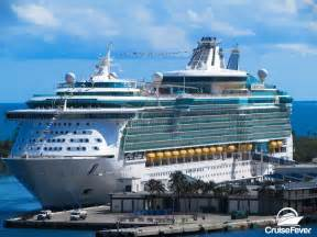 royal caribbeans newest ship royal caribbean dry dock schedule and upgrades 2017