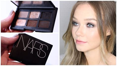 Nars Natural Makeup Tutorial | nars makeup tutorial my collection and lipstick swatches