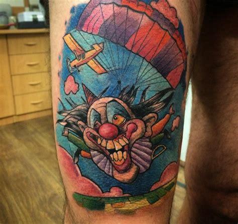 parachute tattoo designs ideas design trends