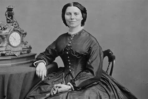 biography of clara barton clara barton civil war nurse red cross founder