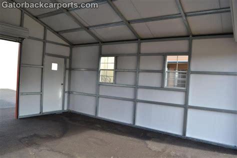 insulation for garage walls r value