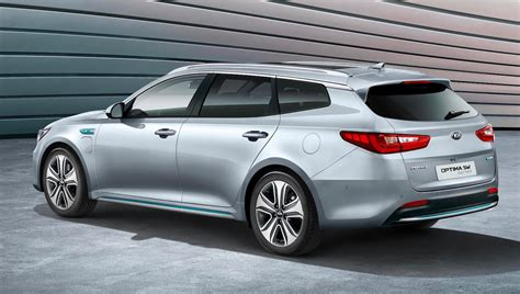 New Kia Optima Hybrid Kia Optima Sportswagon In Hybrid Greencarguide Co Uk