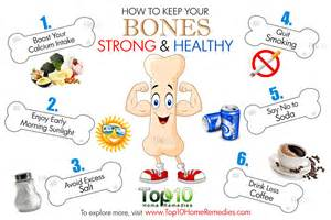 How To Keep A how to keep your bones strong and healthy top 10 home