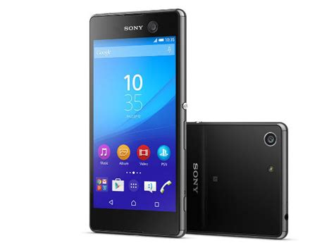 sony xperia m series mobile sony xperia m5 with octa cpu 21 5mp announced