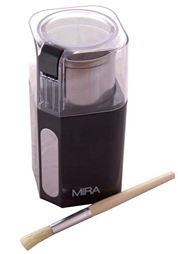 Stainless Steel Electric Coffee Grinder Mira Electric Spice And Coffee Grinder Stainless Steel