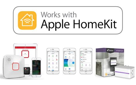 apple approved homekit smart home accessories