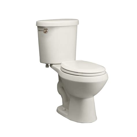 Kitchen Furniture Canada by Jacuzzi Perfecta White Round 2 Piece Toilet Lowe S Canada