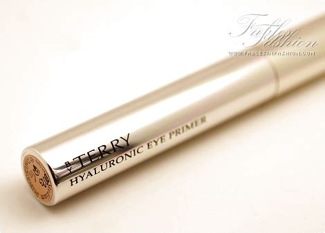 by terry hyaluronic eye primer 1 light top by terry hyaluronic eye primer review swatches and photos