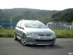 Peugeot 307 Tuning Document Moved