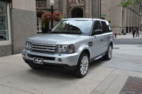 land rover hse 2007 2007 land rover range rover sport hse stock gc1755 for