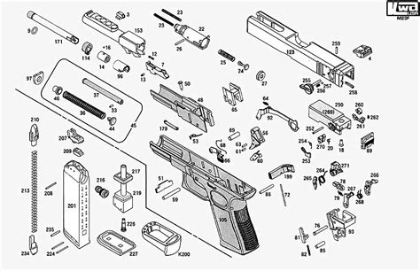 glock exploded diagram glock exploded view 18 wiring diagrams repair wiring scheme