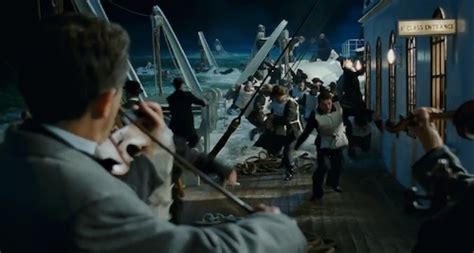 sinking boat movies titanic 3 d review vegan cinephile
