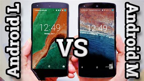 which android version is better which one is better android version lollipop vs marshmallow