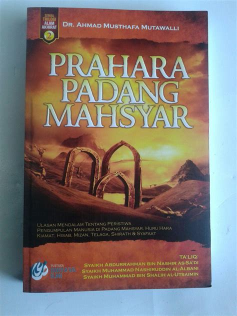 Misteri Kematian Serial Trilogi Alam Akhirat 1 buku prahara padang mahsyar seri 2 trilogi alam akhirat