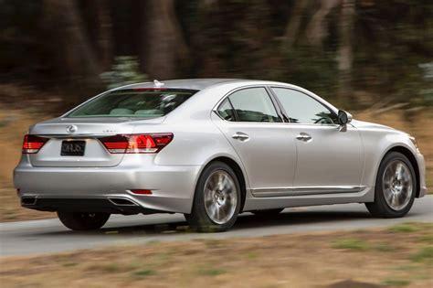 2014 lexus ls price used 2014 lexus ls 460 sedan pricing for sale edmunds
