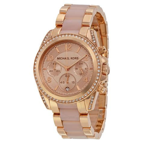 Michael Kors Mk032 Rosegold C michael kors watches gold and white www pixshark images galleries with a bite