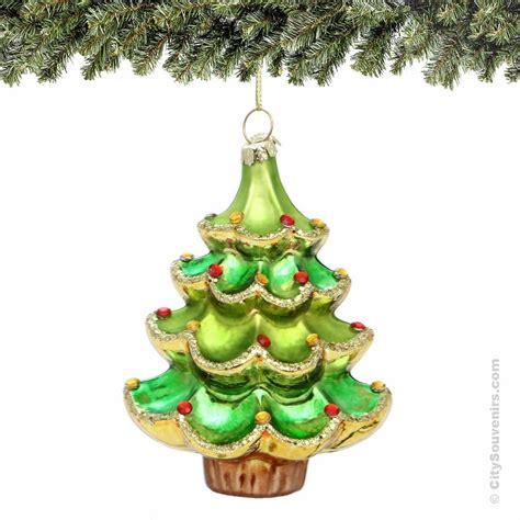 how many ornaments for christmas tree tree glass ornament ebay