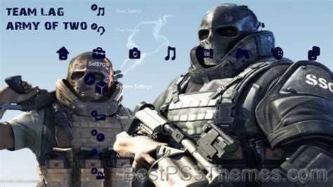 ps4 themes lag team lag army of two best ps3 themes