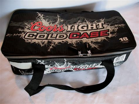 coors light cooler bag coors light beer silver bullet cooler case bag souvenir