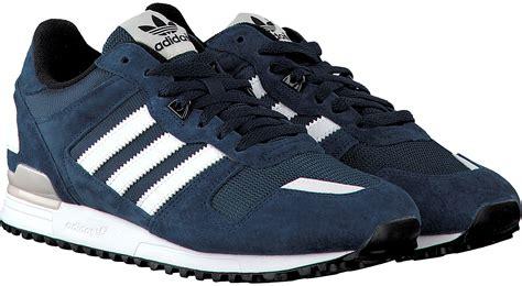 blaue adidas sneaker zx  heren omoda