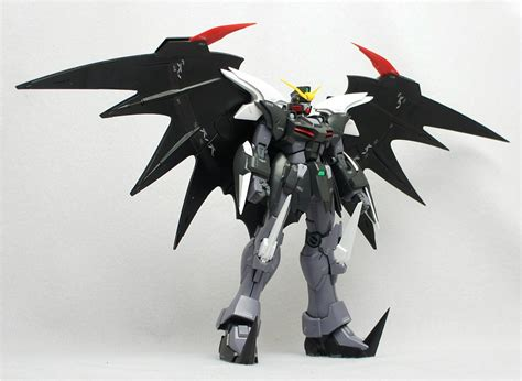 Gundam Wing Papercraft - gundam d hell papercraft by storml on deviantart