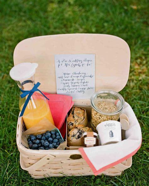 picnic inspired wedding ideas martha stewart weddings