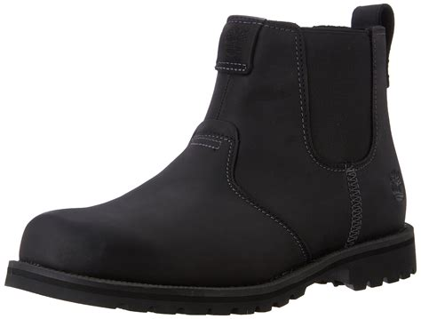timberland s grantly chelsea boot black connection