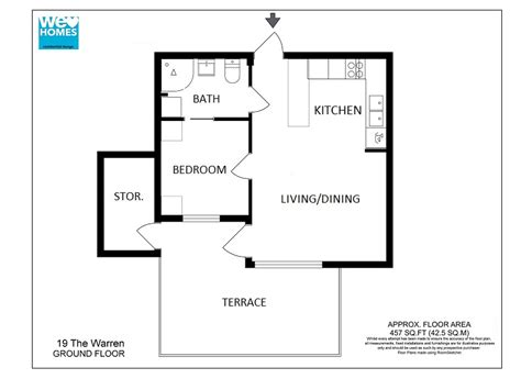 Room Floor Plan by 2d Floor Plans Roomsketcher