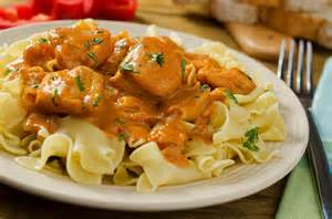traditional hungarian recipe chicken paprikash 12 tomatoes