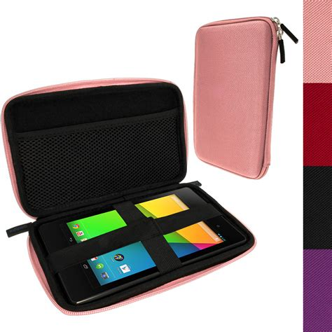 Promo Spon Busa Velcro Poles Mobil 7 Discount pink travel sleeve for alcatel onetouch pixi 3 7 quot protective cover igadgitz