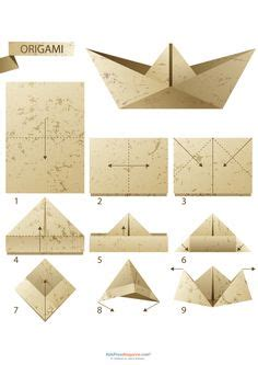 how to make a paper boat complex 1000 images about simple origami for kids on pinterest